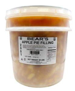 Apple Pie Filling - Bear Stewart 2001