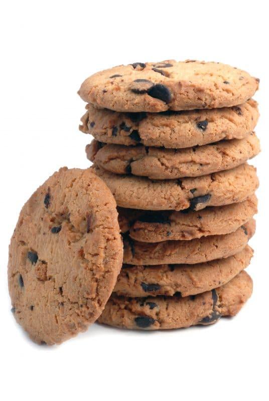Parve Chocolate Chip Cookie Batter by Bear Stewart