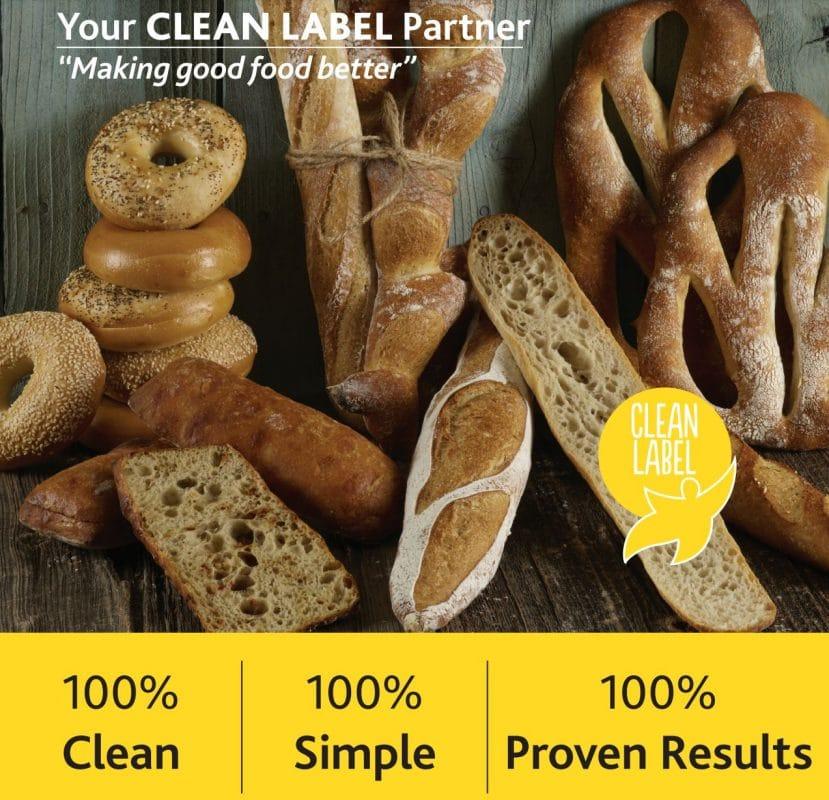 clean label dough conditioner